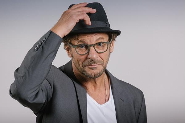 Kabarettist Bernd Regenauer
